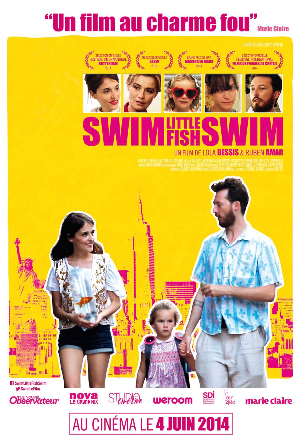affiche-swim-little-fish-swim