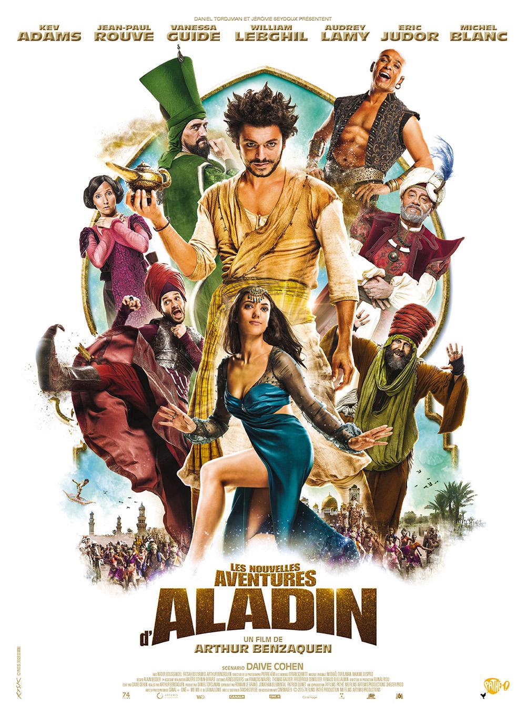 aurore huber affiche Aladin